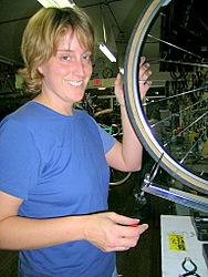 Wheel Trueing