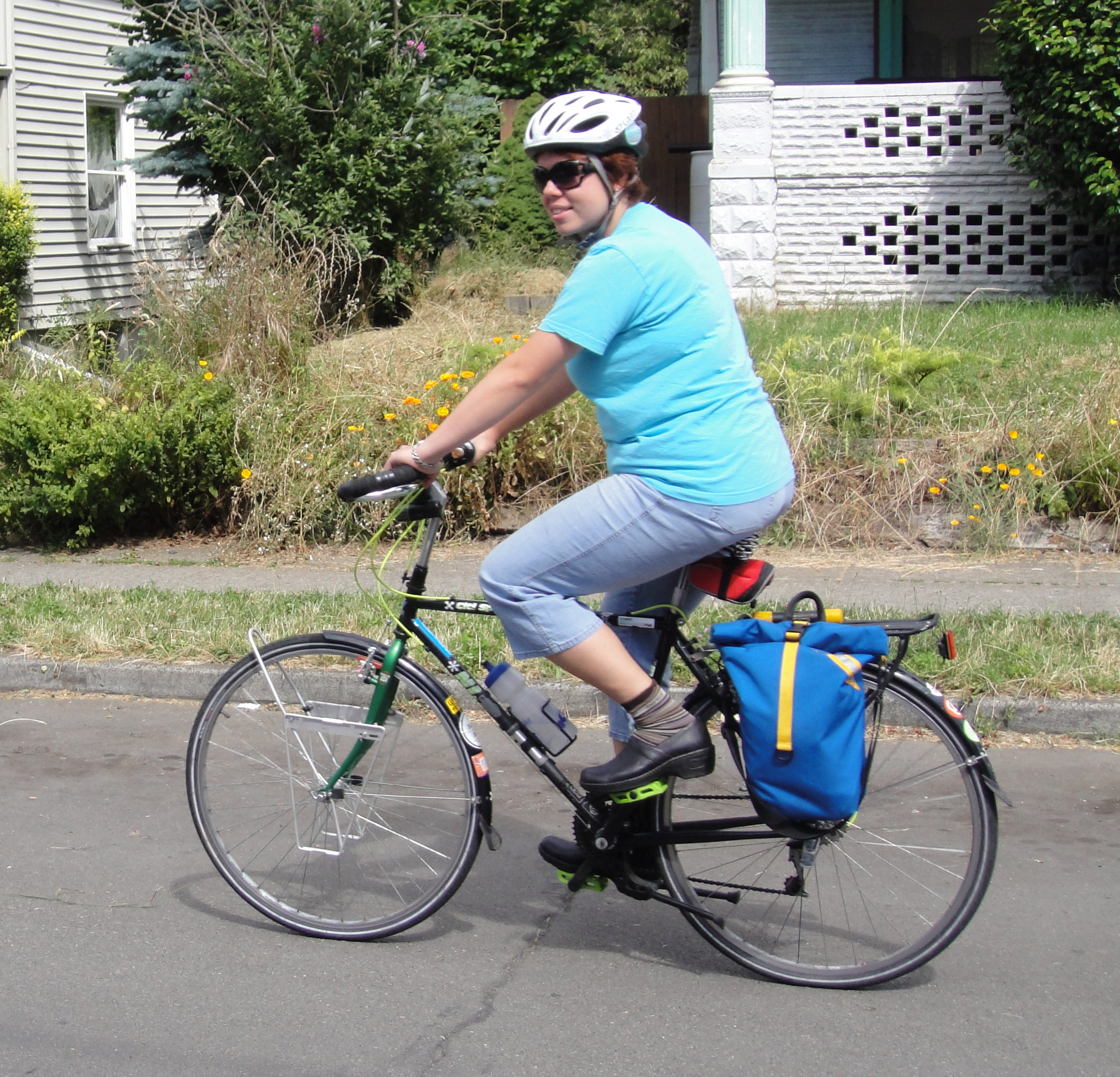 North St S Route Seven Panniers Are Made Here In Portland They Extremely Durable Waterproof Stylish And Well Finished