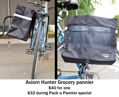Pack A Pannier And Save 20 At The Shop Community Cycling Center