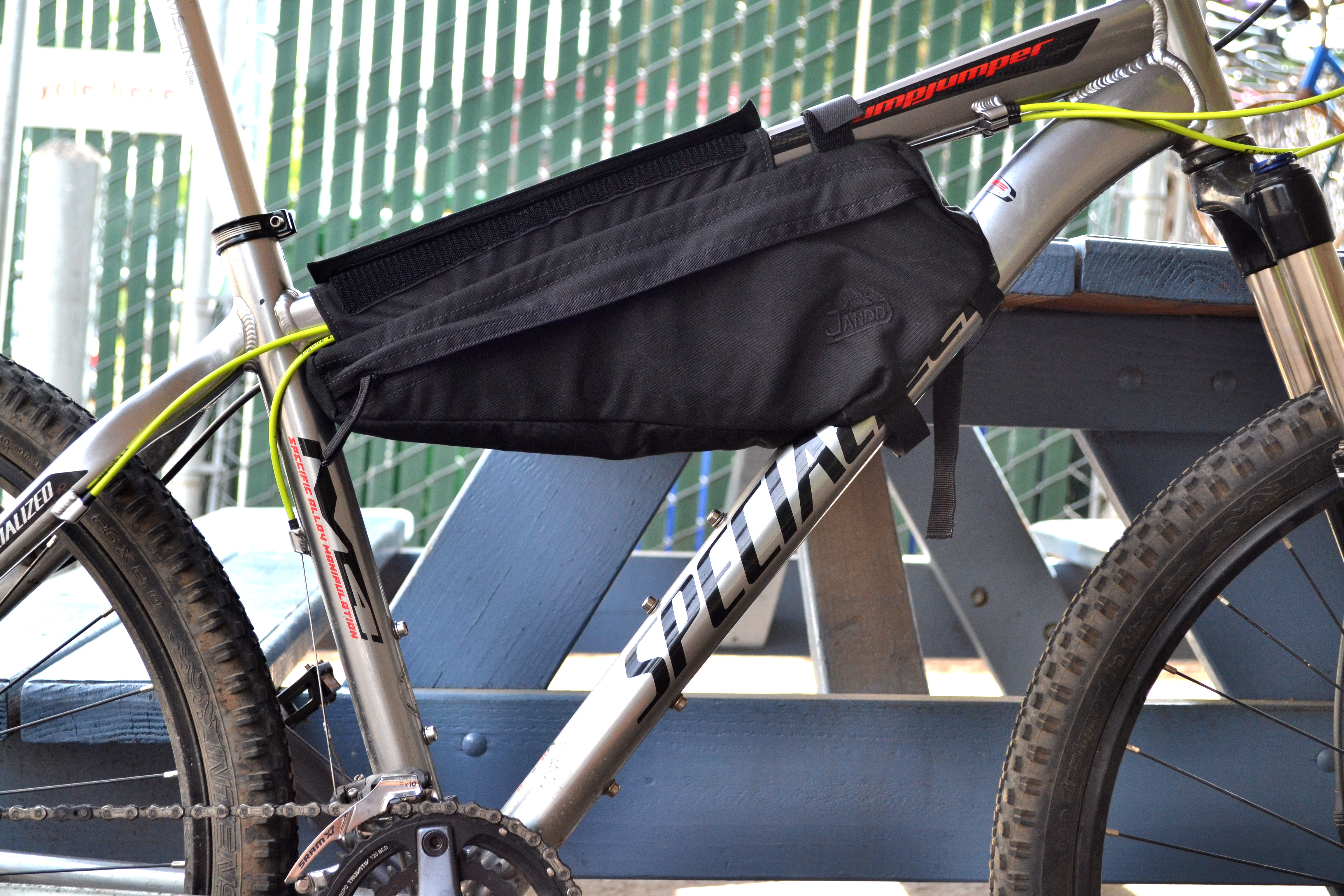 Shop tip: carrying stuff on your bike - Community Cycling Center