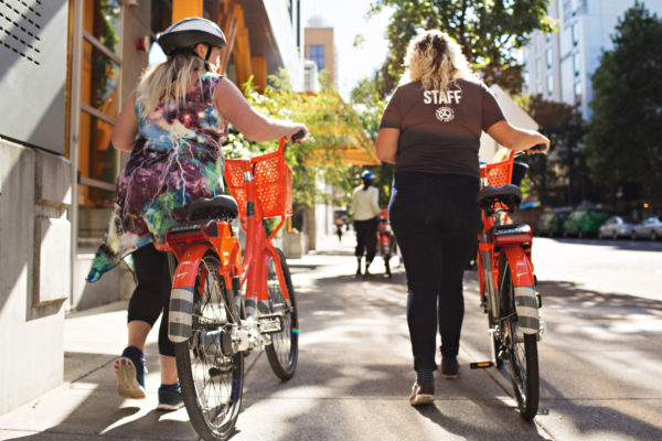 BIKETOWN for All workshop