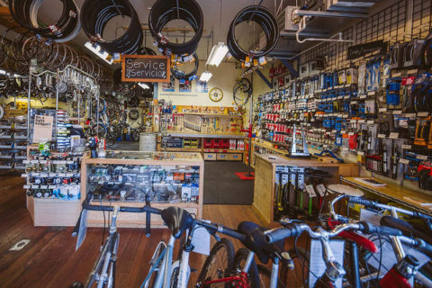 The CCC Bike Shop