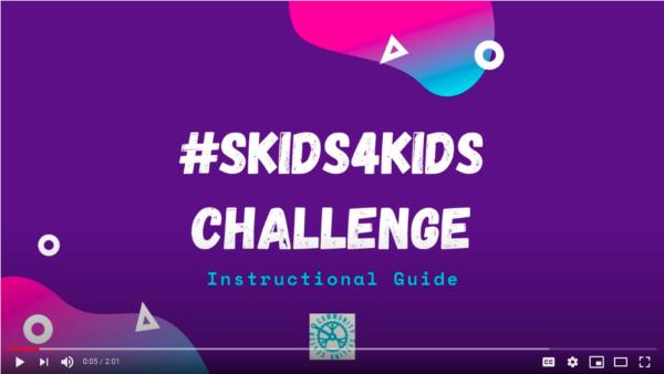 #skids4kids challenge