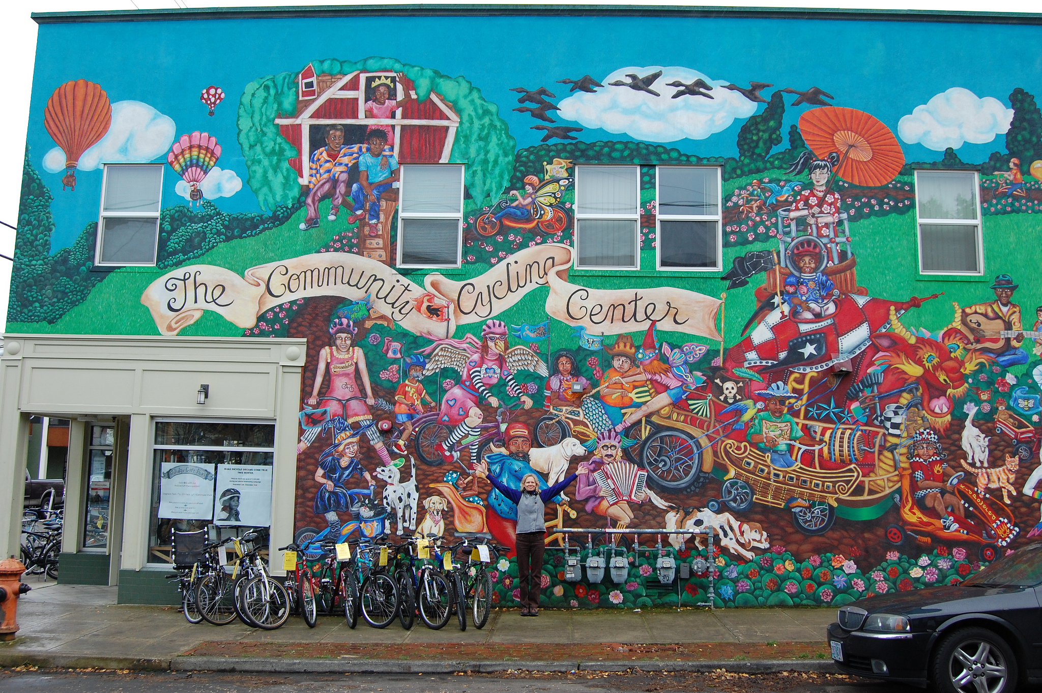 Board of Directors - Community Cycling Center